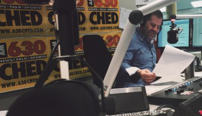 630CHED Ryan Jespersen Show 2