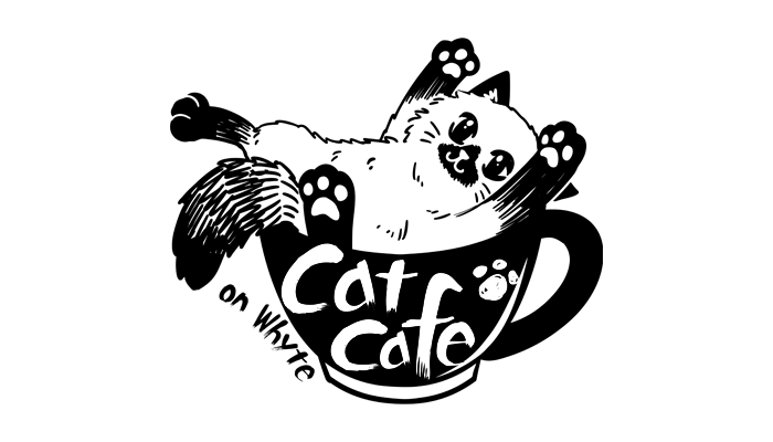 Cat Cafe on Whyte Edmonton