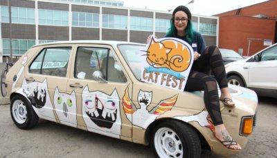 2015 Edmonton International Cat Festival 2
