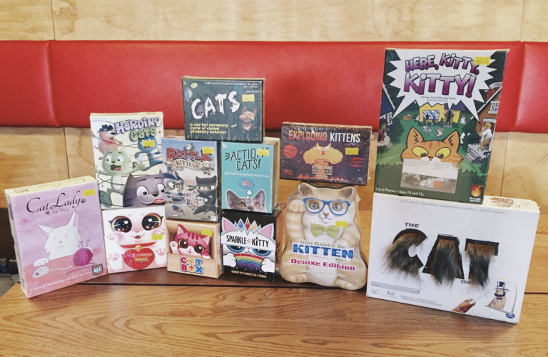 Cat Board Games The Gamers Lodge Cat Festival