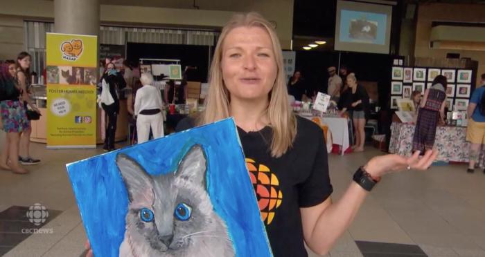 CBC Edmonton Cat Festival
