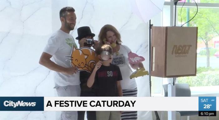 CityNews Edmonton Cat Festival 1
