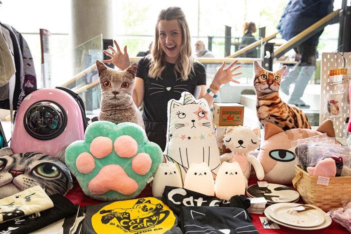 Edmonton Cat Festival Vendors