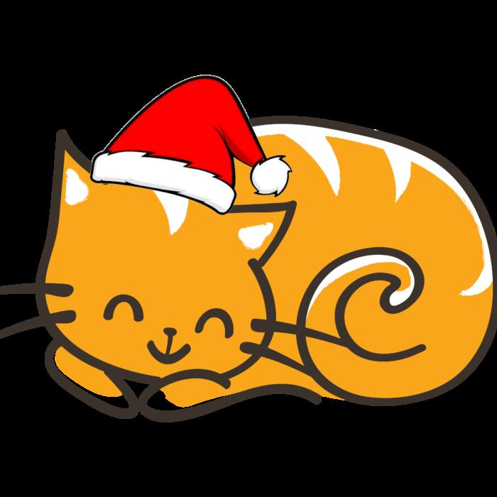 Cat Fest Christmas Cat