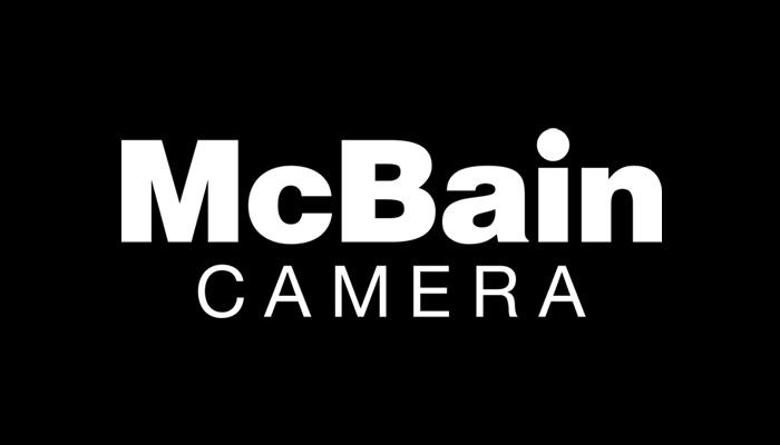 McBain Camera Sponsor