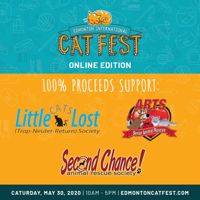 Cat Fest Online Edition Promo Proceeds