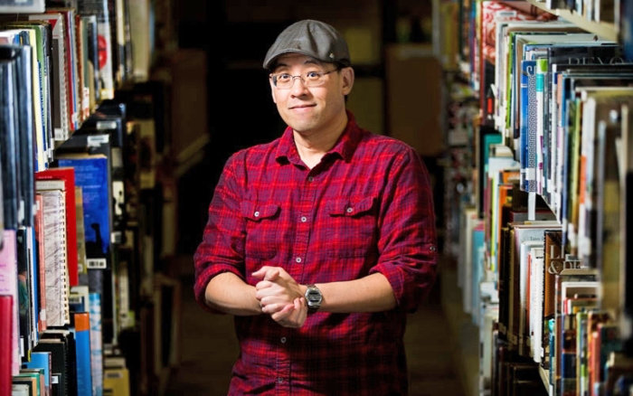 Marty Chan Edmonton Author