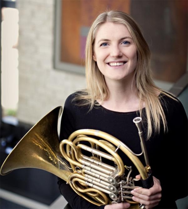 Megan Evans Edmonton Symphony Orchestra