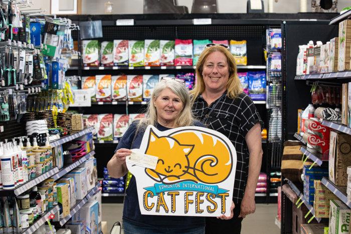 Little Cats Lost Edmonton Cat Festival Donation