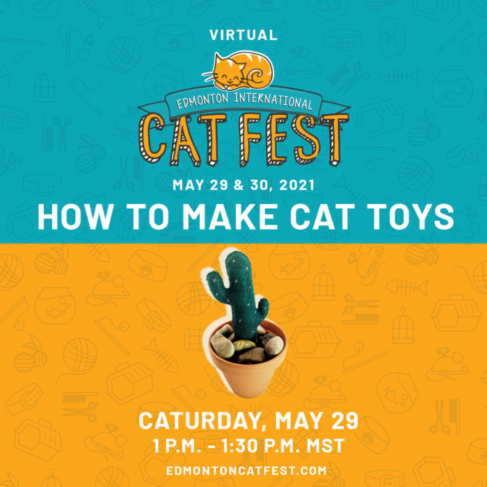 2021 Cat Fest CAT TOYS