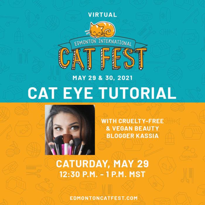 2021 Cat Fest Schedule Cat Eye Makeup