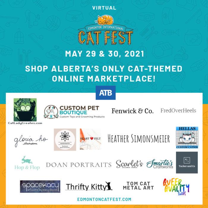 2021 Cat Fest Vendor Marketplace 2