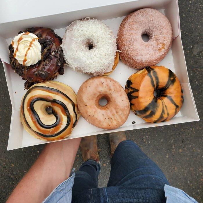 Doughnut Party 1