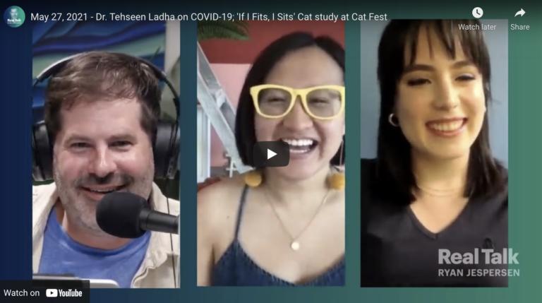 Real Talk with Ryan Jespersen Edmonton Cat Festival