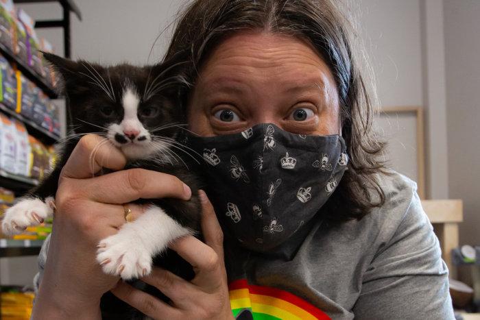 Edmonton Cat Festival Donation Local Rescues 2021 13