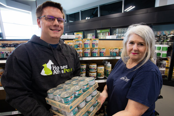 Edmonton Cat Festival Donation Local Rescues 2021 7