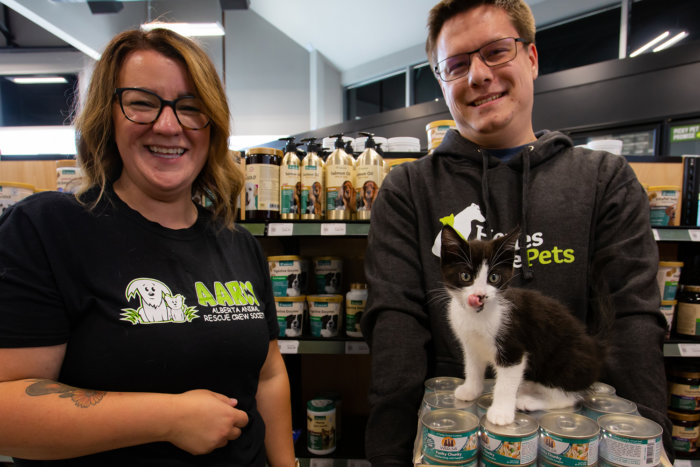 Edmonton Cat Festival Donation Local Rescues 2021 8